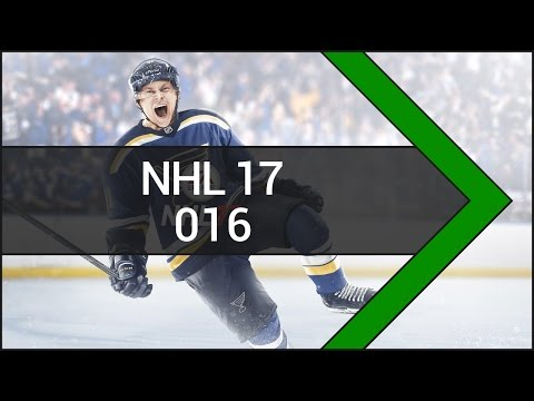 Let's Play NHL 17 [Xbox One] #016 Tampa Bay Lightning vs. New York Rangers