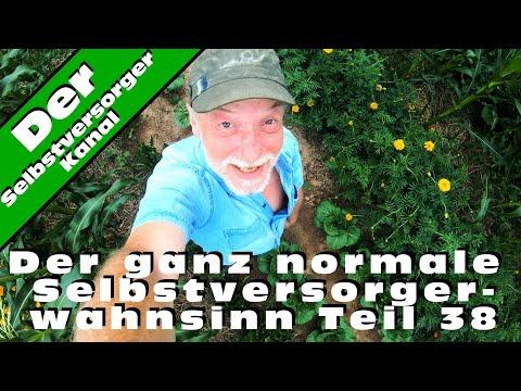 Der ganz normale Selbtversorgerwahnsinn Teil 38