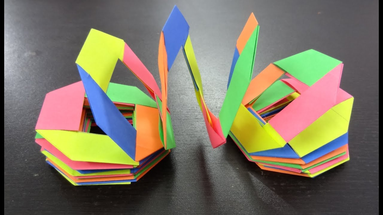 Paper Crafts: DIY Toys for Kids | Paper Slinky Toy for ...