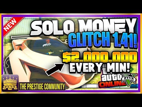 💥NEW SOLO Money Glitch For DOOMSDAY DLC! $2,000,000 Per Minute! GTA 5 Money Glitch 1.42/1.41 Online