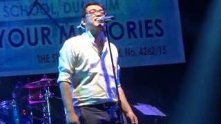 Beche thakar gaan.Anupam Roy live.St.Stephens School Reunion 2015