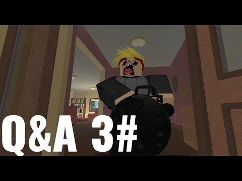 MURDER - Q&A Part 3