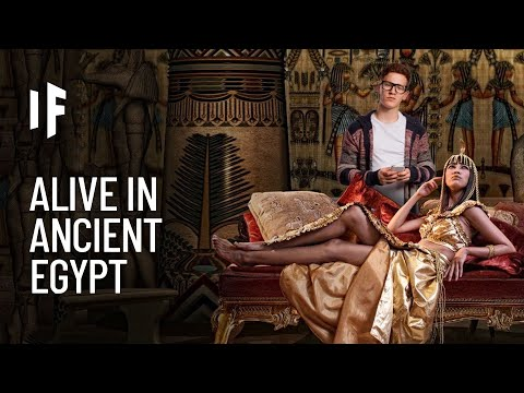 What If You Lived in Ancient Egypt?