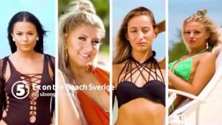 Här är nya deltagarna i  Kanal 5:s