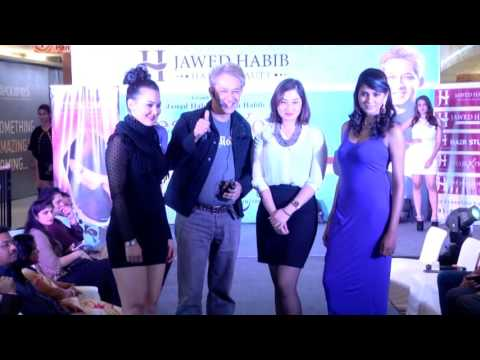 Jawed Habib Fashion Show & Beaute Yoga Launch, Hyderabad, 20th September 2016