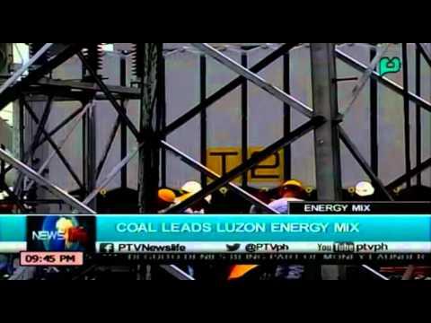 [NewsLife] Coal leads Luzon Energy Mix [04 21 16]