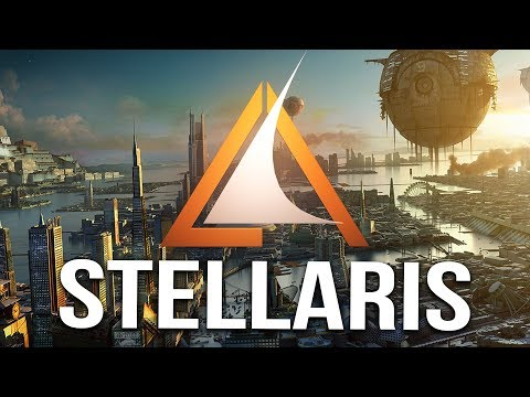 Stellaris Season 5 - Mega Corp News Network (Ep 1) -NEW CAMPAIGN