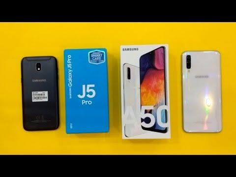 Samsung Galaxy J5 2017 Vs Samsung Galaxy A50
