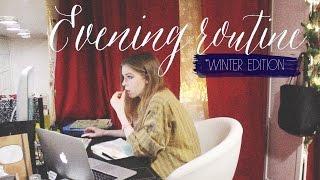 Evening Routine *winter edition* | Beaut...