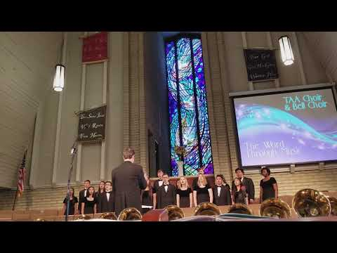Thunderbird Adventist Academy and Glendale Sanctuary Choir 1
