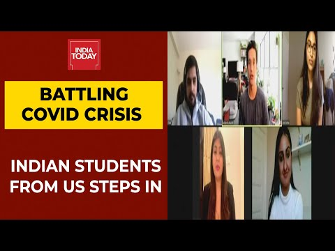 Indian Students In US Sends Oxygen Concentrators And Medical Aid To India Amid Covid Crisis