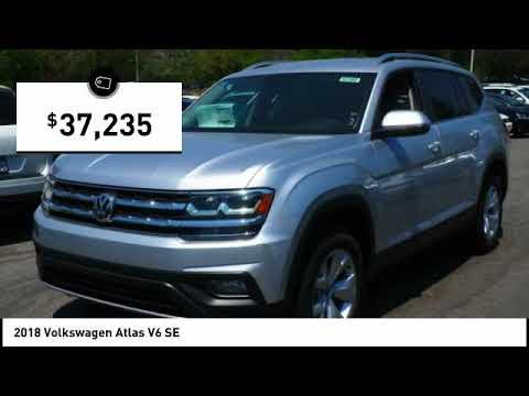 2018 Volkswagen Atlas SE Woodland Hills CA N1388