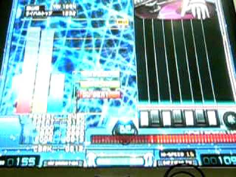 (Pop'n Music ASC) IIDX 16 Anisakis -somatic mutation type