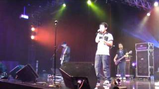 6cyclemind Live in Singapore 2009 - Upside Down