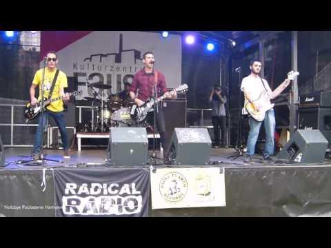 Radical Radio (Argentinien) Live beim 01. Mai Fest 2017 in Hannover