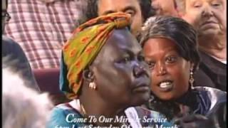 Woman From Sudan With Pain Healed Miracle - Mel Bond