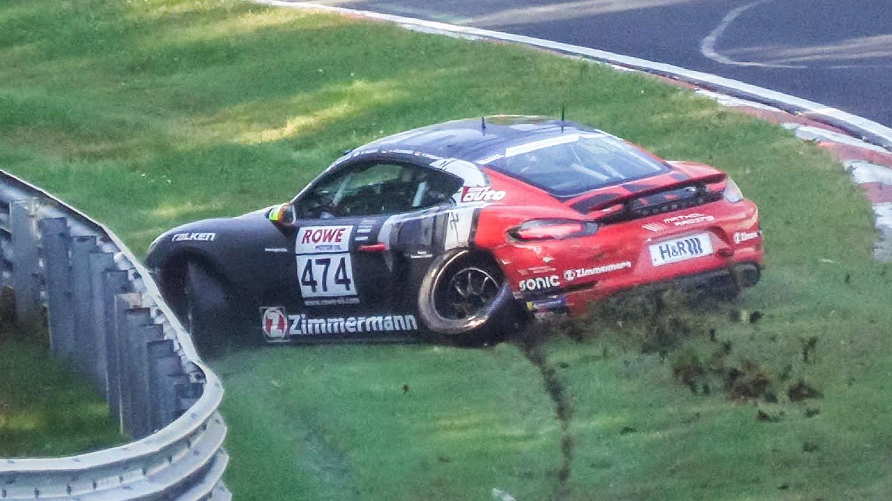 Download Nürburgring NLS 9 Highlights, Crash & Close Battles! 09 10 2021 Langstrecken Series Season Finale