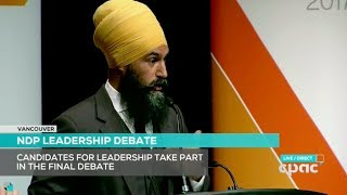 Decriminalization & Harm Reduction Agenda - Jagmeet Singh for Leader