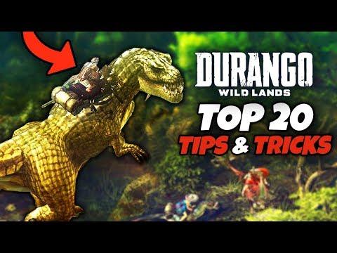 Durango: Wild Lands | Top 20 Tips & Tricks