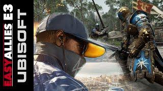 E3 2016 - Ubisoft Conference Reactions