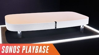Sonos Playbase first look