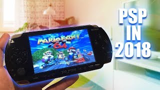 PSP is still the best emulator player of all times