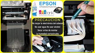 EPSON ecoTank /手動噴嘴清潔* 4K