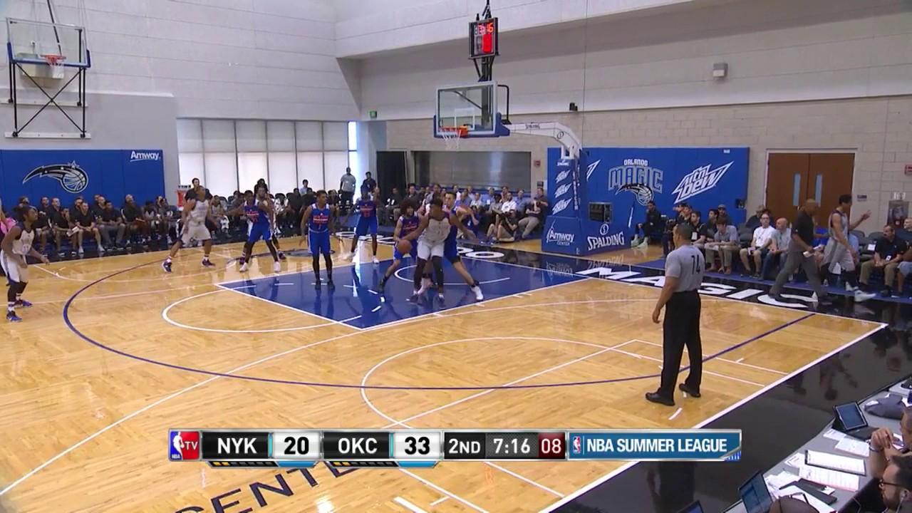 Knicks vs. Thunder: Live Updates, Score and Highlights