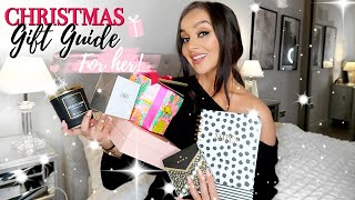Ultimate Christmas Gift Guide For Her 2019! || All Budget Gift Ideas