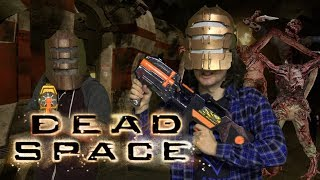 Xavier and David Play Dead Space
