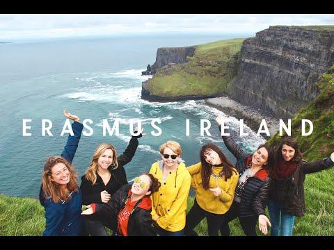 ERASMUS - LIMERICK, IRELAND