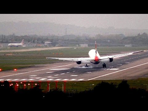 Crosswind landings London