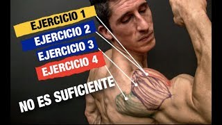 La RUTINA PERFECTA para HOMBROS (Sets y Repeticiones Incluidas)