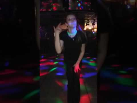 Haley dances to uptown funk AT A DANCE CLUB??