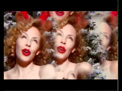 Kylie Minogue  - Santa Baby [Official Video]