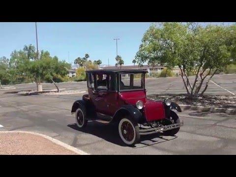 1929 Detroit Electric Model97