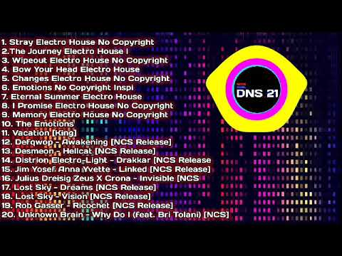 20 TOP LAGU [NCS] NO COPYRIGHT 》》 2019 TERBARU