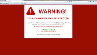 Remove SystemBrowsing.com pop up virus Fake Warning Removal from chroe,firefox,explorer