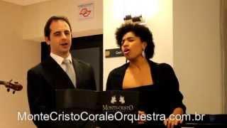 Baixar The Prayer l Monte Cristo Coral e Orquestra l Músicos Para Casamento