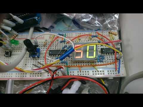 Разливайка на Arduino Nano V3