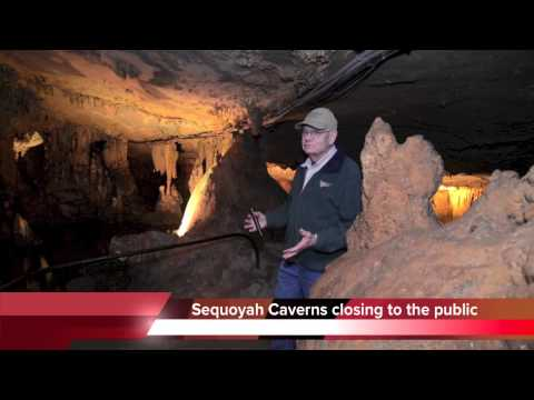 Sequoyah Caverns - Valley Head, Alabama