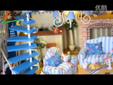 видео: Романтичный кукольный домик на Эгейском море