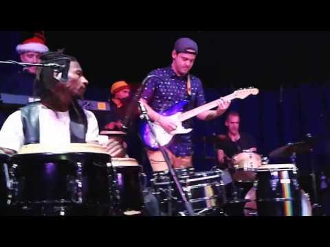 Carlos Jones & the P.L.U.S. Band Holiday Revival - The Music Box Supper Club 12.26.2016