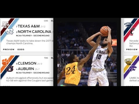 Nevada vs Cincinnati Top Pick 3/18/18 March Madness College Basketball NCAA