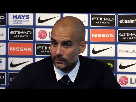 Manchester City 3-1 West Ham - Pep Guardiola Full Post Match Press Conference