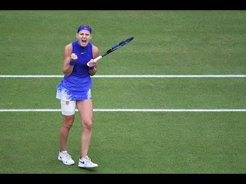 2017 Aegon Classic Quarterfinals | Lucie Safarova vs Daria Gavrilova | WTA Highlights