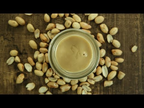 Homemade Peanut Butter | How To Make Peanut Butter At Home | Peanut Butter by Varun Inamdar