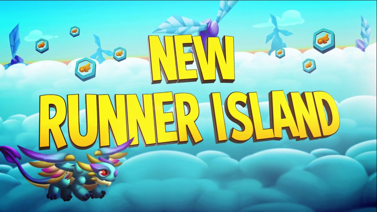 [NEW] Runner Island Trailer