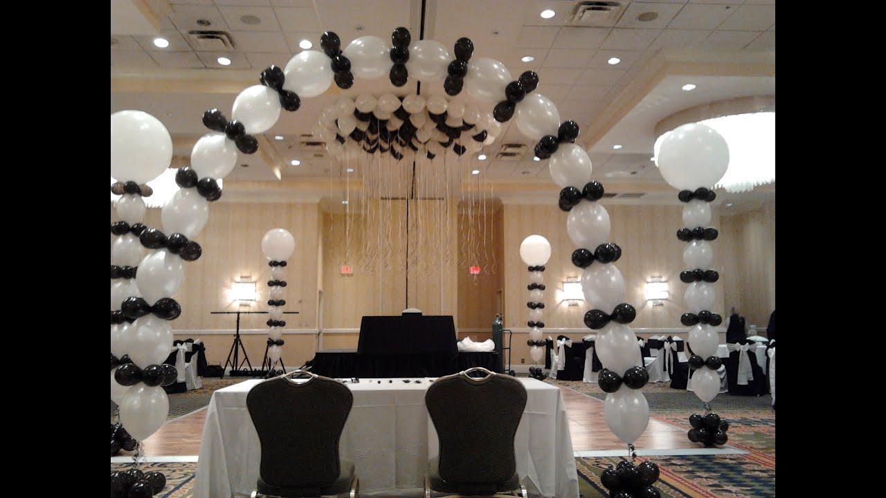 Decorating With Balloons Wwwpalmbeachballoonscom Hobe Sound Tequesta Balloon