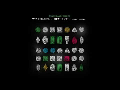 Wiz Khalifa  Real Rich feat. Gucci Mane